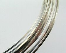 1 oz STERLING SILVER Square Wire, HH or DS, Choose Gauge