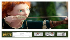 Disney Pixar Brave Merida Bow & Arrow Archery Contest Giclee Giclée on Paper