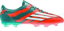 Adidas Lionel Messi 10.2 FG Soccer Cleats (Solar Orange, Power Teal) Mens Sizes