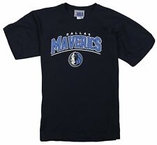 NBA Basketball Youth Dallas Mavericks Athletic Performance Mesh Shirt, Navy