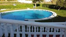 Last minute Spanish holiday sleeps 8 near coast no car needed great value Villa