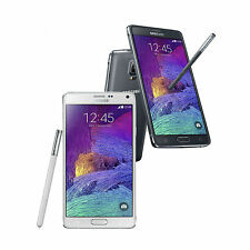 Samsung Galaxy Note 4 4G LTE GSM N910A (Latest Model) Factory Unlocked 32GB FRB