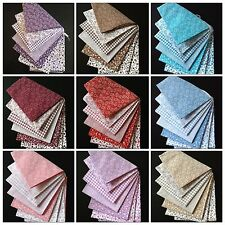 Cotton Bundle 6 Fat Quarter Sewing Fabric Pack Material Patchwork Quilting Craft