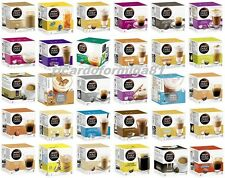 **NESCAFE DOLCE GUSTO CAPSULES**ALL 33 FLAVOURS TO CHOOSE FROM**FREE SHIPPING**