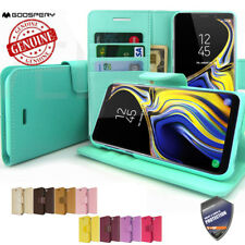 For SAMSUNG GALAXY S2 3 4 5 6 A5 7 Note Case Leather Flip Cover card wallet Case