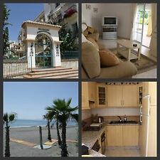 Great Value Spanish Holiday Apartment, car not needed 1 minute to beach