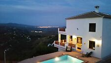 Self catering holiday in Spain lovely villa sleeps 6/8 amazing views and pool