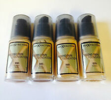 MAX FACTOR SECOND SKIN FOUNDATION **CHOOSE SHADE**