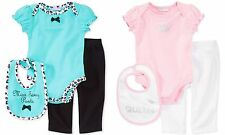 NEW Girls First Impressions 3 Piece Set 3 6 9 Months Drama Queen You Choose!