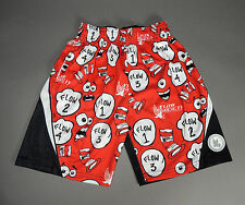 NEW Flow Society Cat in the Hat LAX Lacrosse Shorts Youth Boys Retails @ $26-$34