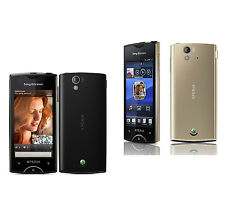 Sony Ericsson XPERIA ray ST18i Unlocked GSM WIFI 8.0MP Cell Phone - Black/Gold