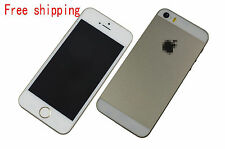 OEM Free shipping+tracking No.Dummy Display Phone Metallic Frame For iPhone 5S