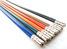 Velo Orange  Coloured Brake Cable Set Blue, White, Red, Green