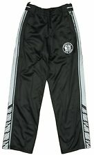 Zipway NBA Basketball Youth Brooklyn Nets Zig Zag Tear-Away Track Pants, Black