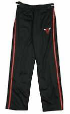 Zipway NBA Basketball Youth Chicago Bulls NBA Tear-Away Track Pants, Black