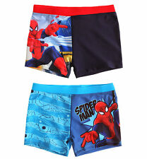 Boys Spiderman Trunks Kids Swimming Shorts New Swimwear Age 3 4 5 6 8 Years