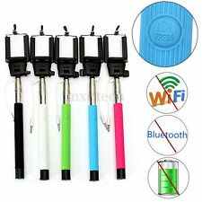 w/ Button Extend Monopod Selfie Stick for iPhone Samsung HTC SONY LG Nexus MOTO