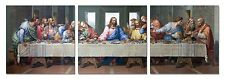 FRAMED Hot Large Modern Contemporary Canvas Wall Art Print Painting Last Supper