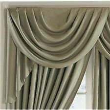 JCPenney Supreme DESIGNER SWAG Valances 44W x 18L SELF LINED Retail@$75.00