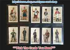 ☆ Player's - Uniforms of the Territorial Army 1939 (G/F) *Please Select Card*