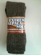 Extreme Alpaca Men's Socks, made in the USA from alpacas raised in the U.S.