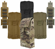 Rothco MOLLE Shotgun Ammo Pouch - 12 Gauge 20 Gauge & Airsoft Shells