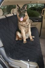 NEW! Deluxe WaterProof Back Bench Car SUV Seat Cover Protector for Pets Dogs