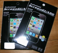 6x Clear LCD Guard Shield Screen Protector Film Cover FOR Cell Phones 2015 new