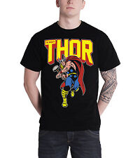 Marvel Comics Thor Leap Official Mens New T Shirt
