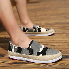 Men's Casual Sneakers Suede Lace up Loafers Fashion Oxford Flats Slip Ons Shoes
