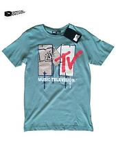 MTV - OFFICIAL LOGO T-SHIRT (NEU/NEW) [MUSIC TELEVISION, RETRO, CLASSIC..]