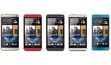4.7'' NEW Unlocked HTC One M7 (32GB) Quad-core Android OS Smartphone - 5 Colors!