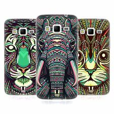 Head case aztec animal Série 2 gel case pour Samsung Galaxy Express 2 G3815