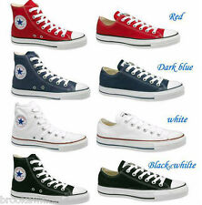 *** Free P&P Converse All Star High And Low Top Chuck Taylors Mens Womens ***