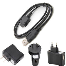 USB Wall Battery Charger power adapter data CABLE for HP iPAQ h4350/h4355_su