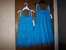 Adorable Rosette SPARKLE DRESS Birthday /Pageant / Holiday Christmas(Cinderella)