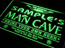 "Sign Design Signs Bar Your Own Light Sign Custom 12"" x 9"" Neon Sign LED S-02"