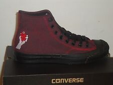 Converse All Star CT Spec Hi Green Day Boots American Idiot Black 136825C,Multi
