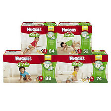 Baby Disposable Huggies Little Movers Slip-On Diaper Pants #287596