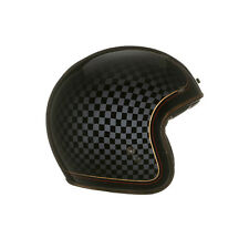 Bell Custom 500 RSD Check It Open Face Helmet Black All Sizes Motorcycle Helmets