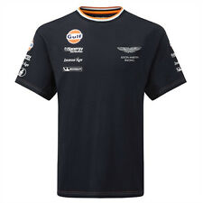 Aston Martin Racing Replica Team T-shirt Blue Official 2015