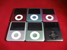 Apple iPod® Nano 3rd Generation (Fat) 4GB A1236 MP3 Player USED