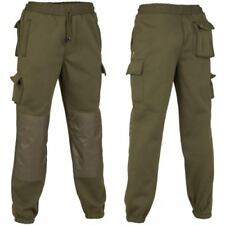 Standsafe Mens Work Joggers Green Jogging Bottoms Pants Fishing Hunting Outdoors