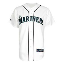 MLB Majestic Seattle Mariners Youth Home Replica Jersey