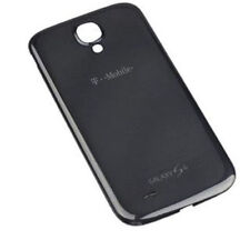 New OEM battery back cover for Samsung Galaxy S4 T-Mobile M919 Black
