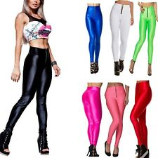 New Women's Hot High Waisted Neon Legging Gym Fitness Yoga Stretched Sexy Pants