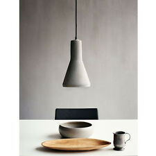 Sculpt Carve Pendant Light in Concrete Contemporary Modern Lamp