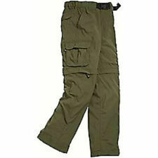 BOY SCOUT SWITCHBACK UNIFORM PANTS SHORTS ALL IN 1 YOUTH Sz SMALL XS 4 6 8 NEW