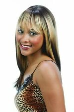 PATCHY MOTOWN TRESS SYNTHETIC HAIR LONG STRAIGHT WIG WITH BANG