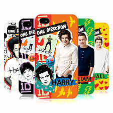 OFFICIAL ONE DIRECTION 1D LOCKER ART SOLO HARD BACK CASE FOR APPLE iPHONE 4